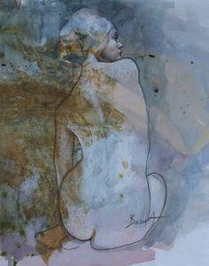 Willow Speak, painting, figurative