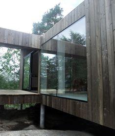 Square House Veierland,Courtesy of Reiulf Ramstad Arkitekter