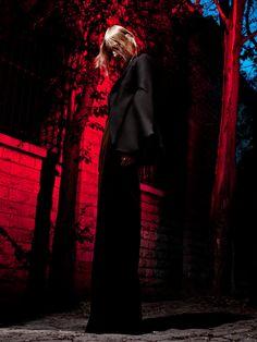 Models: Greta Varlese, Julia Nobis, Mica Arganaraz, Niels Trispel, Rianne van Rompaey Fashion Editor: Olivier Rizzo Hair: Anthony Turner Make-up: Peter Philips