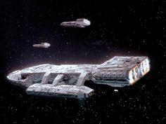 Future War Stories: FWS: Ships of the Line- Space Carriers 70s Tv Shows, Old Shows, Battlestar Galactica Cast, Kampfstern Galactica, Space Fighter, Sci Fi Spaceships, Best Sci Fi, Sci Fi Series, Sci Fi Tv