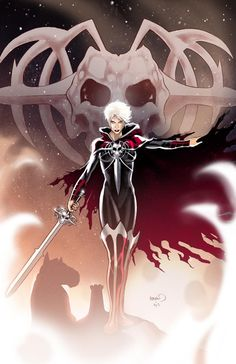 Guardians of the Galaxy Vol 2 #12 || Phyla-Vell
