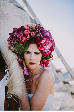 fantasy florals by Timo Bolte