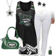 New York Jets All Star Outfit
