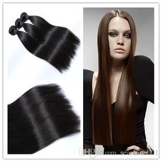 brazilian straight hair boundles indian silky straight virgin hair weave bundles cheap remy human hair extensions ombre color dyeable from seashine001 can help your hairs look thicker. hair extension wefts cheap are made of human hairs. Using hair weft extensions and hair extensions weft can make you feel more confident.
