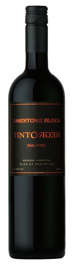 Malbec 2012 *Limestone Block* - Tinto Negro wines, Mendoza, Argentina ------------------- Terroir: Altamira & El Cepillo (San Carlos) - Mendoza, Argentina ---------------- Crianza: 9 meses en barricas de roble francés (10% nuevas) (Garys) Fun Drinks, Alcoholic Drinks, Malbec Wine, Bordeaux Wine, Wine Collection, In Vino Veritas, Wine Time, Wine And Beer, Wine Cellar