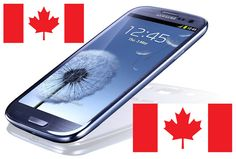 Samsung Galaxy S3 Canada Release Date is Officially Out