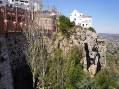 Comares is a beautiful unspoilt typical Andalucian village.