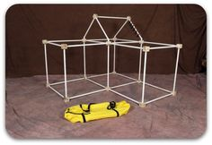 PVC pipe forts - Bing Images