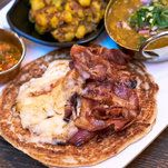Hungry City: An Egg Is More Than Just an Egg at While in Kathmandu Better Homes, Curry, Pork, Eggs, Restaurant, Chicken, Meat, Dining, Cooking