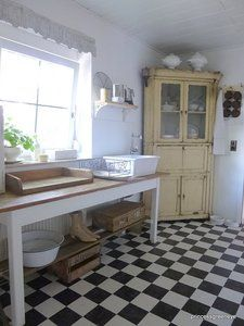 """Küche im """"Kleinen"""" Haus - Wohnen und Garten Foto"""