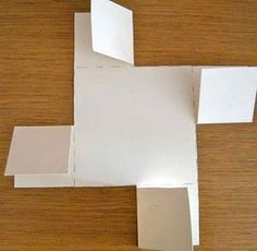 JoZart: Four Fold Card Tutorial