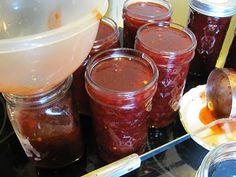 Strawberry Red Pepper Jelly