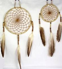 Dream Catchers - Miscellaneous - Dreamcatchers Native American Products and Craft Supplies.      http://wanderingbull.com/SingleItemResults.asp?ID=2449