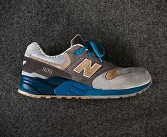 concepts x new-balance-999 Seal Narrative Capsule Collection