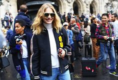The best looks spotted around and about the shows.