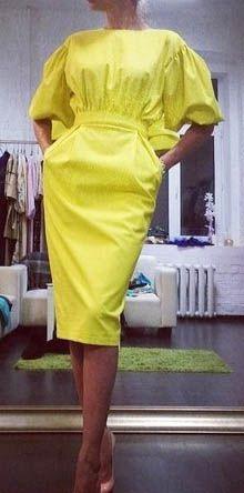 выкройка платья отрезного с открытой спиной и сборкой 42-52 фото 2