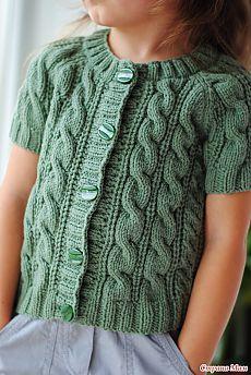 ideas for crochet cardigan kids girls ravelry Knitting For Kids, Crochet For Kids, Crochet Baby, Knit Crochet, Ravelry Crochet, Sweater Knitting Patterns, Crochet Cardigan, Crochet Patterns, Tricot Baby