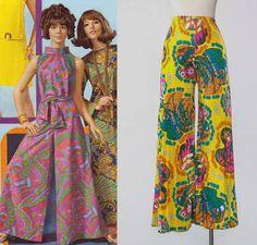 10 Ways the Invented Today's Fashion Trends « Sammy Davis Vintage Sixties Fashion, Retro Fashion, Vintage Fashion, Hippie Fashion, Cheap Fashion, Vintage Clothing, Fashion Women, High Fashion, Women's Fashion