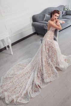 Свадебное платье 17-382   Русалка   Свадебные платья   Свадебный салон  Svetlana Zaitseva™ 386aff11e6e