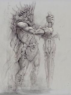 Juggernaut, Bobby Rebholz on ArtStation at https://www.artstation.com/artwork/juggernaut-9d0872c5-f5a8-416f-9a1b-f47a2bb8200e