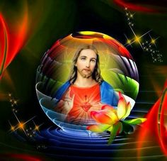 Create personalized and animated photo montages. Image Jesus, Cholo Art, Jesus Photo, Desktop Background Pictures, Pictures Of Jesus Christ, Jesus Wallpaper, Blessed Mother Mary, Flower Phone Wallpaper, Montage Photo