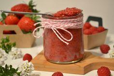 Healthy Sweets, Healthy Snacks, Healthy Recipes, Brunch, Gluten, Jar, Diet, Fruit, Cooking