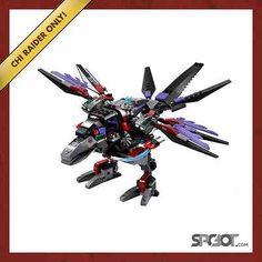 LEGO CHIMA CHI RAIDER JET from RAZAR'S CHI RAIDER set 70012 - No Fiigures - New #legoEbay #ebay #lego #chima #legoChima