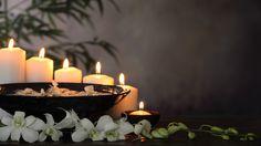 Decoracion con velas feng shui