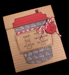 Teacher Appreciation Coffee Cup Gift Card Holder by twopaperpals on Etsy https://www.etsy.com/listing/125559398/teacher-appreciation-coffee-cup-gift