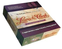Lewis & Clark Historical Board Game. $44.50.