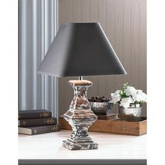 Gold,Grey Table Lamps: Brighten your home with beautiful table lamps. Free…