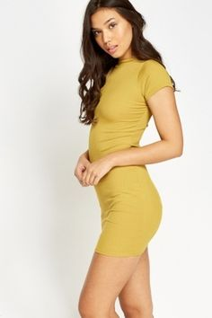 Cheap Dresses for 5 £ Latest Dress, Cheap Dresses, Dress Outfits, Fashion Online, Lime, Bodycon Dress, Dark, Stuff To Buy, Shopping