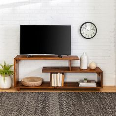 Living Room Storage, Living Room Tv, Living Room Modern, Living Room Furniture, Tv Stand Ideas For Living Room, Tv Stand For Bedroom, Rustic Furniture, Diy Furniture Tv Stand, Furniture Ideas