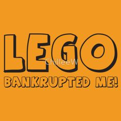 'Bankrupted Me' by Customize My Minifig