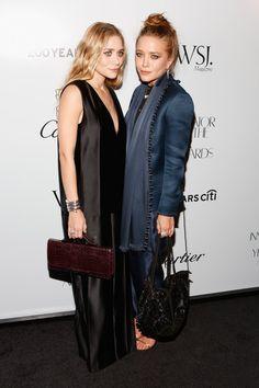 Las Olsen estrenan The Row primavera-verano 2013 (y Anna Wintour Dior y Prada)
