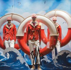throw us a lifebuoy, pinned by Ton van der Veer