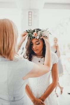 Wedding Haku lei