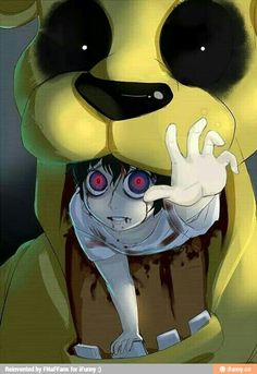 What if the FNAF series was an Anime?