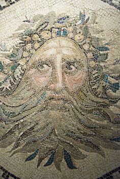 Нептун - голова