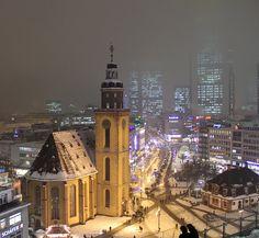 Katharinenkirche + Hauptwache
