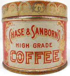 In 1900 Hills Bros. (1878) Coffee first used vacuum packing for its ground coffee. Removing the air from the can reportedly reduced oxidation and kept the coffee fresher. Most other coffee companies adopted the process. Both Hills Bros. and Chase & Sanborn Coffee (1862) endure as brands of Italian company Massimo Zanetti Beverage Group. In the late Victorian age, the canned coffee business was extremely competitive, and most brands extended their blends with additives to make them less…