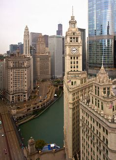 Chicago, Illinois.I want to visit here one day.Please check out my website thanks. www.photopix.co.nz