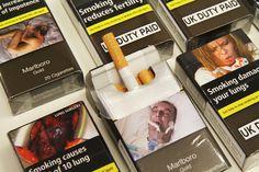 【ぶらりんぐ★ロンドン】ジャーニー編集部がロンドンの街をぶらりとレポート。「英国のタバコのパッケージ、恐怖度が超アップしている!」を紹介します。