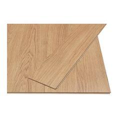 $0.79 / sq feet  LAMINATE SLÄTTEN Laminated flooring   - IKEA  Length: 138 cm, Width: 19.0 cm, Plank thickness: 6 mm Can be laid on existing floors, except on thick wall-to-wall carpeting. When laying floors, always use NIVÅ floor lining (sold separately). When laying floors on concrete, complement with SPÄRRA plastic sheeting. Recommended for living-rooms and bedrooms. FIXA laying kit is sold separately.