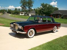 1967 Rolls Royce