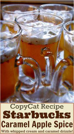 starbucks caramel apple spice recipe in crockpot