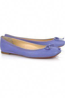 chaussures de sport eef3e d9030 Christian Louboutin Rosella ballerina flats   NET-A-PORTER ...