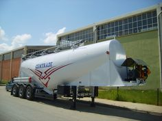 Alura Trailer - Stock - Semi Trailers