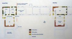 Fiddleford Manor floorplan