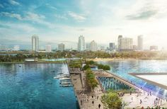 ST. PETERSBURG – The months-long process to choose a replacement for the city's signature downtown Pier has gone public.